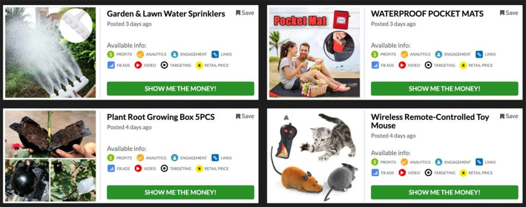 ecomhunt is een betalend alternatief voor de product research om een dropshipping webshop te starten