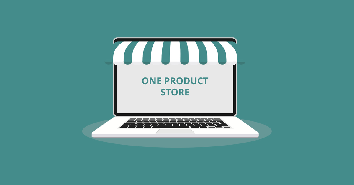 one product store starten